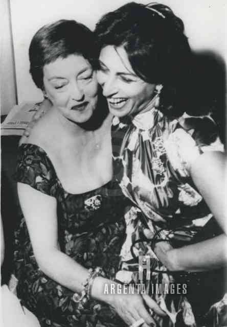 Bette Davis Anna Magnani