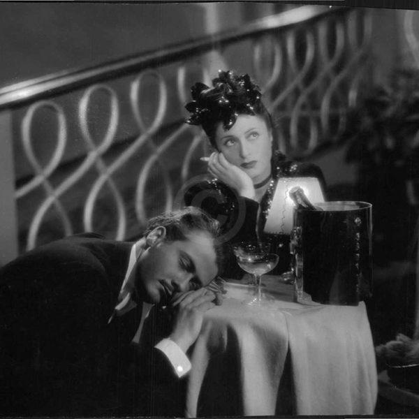 La Fortuna Vien dal Cielo Anna Magnani 1942