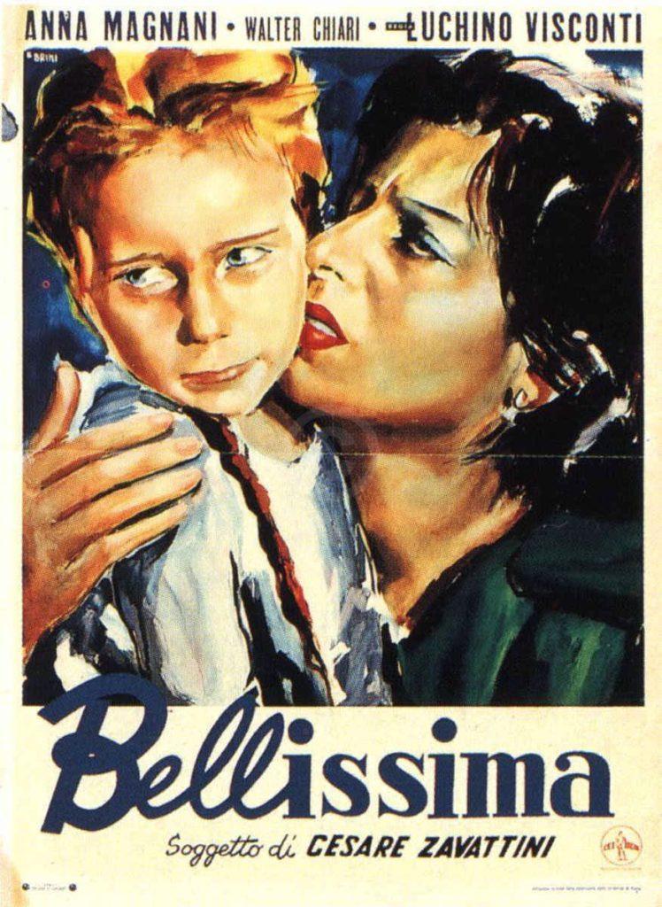 Walter Chiari - Anna Magnani Bellissima - Luchino Visconti