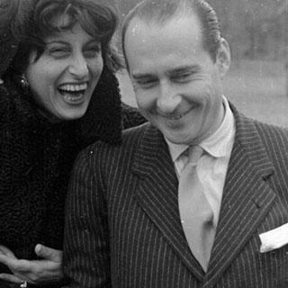 Anna Magnani e Roberto Rossellini - Archivio Anna Magnani
