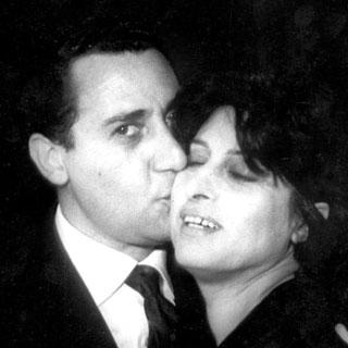 Anna Magnani e Alberto Sordi - Archivio Anna Magnani