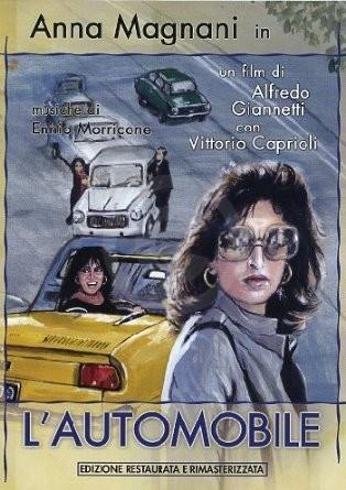 L'automobile - Anna Magnani