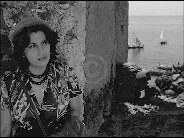 Anna Magnani Vulcano