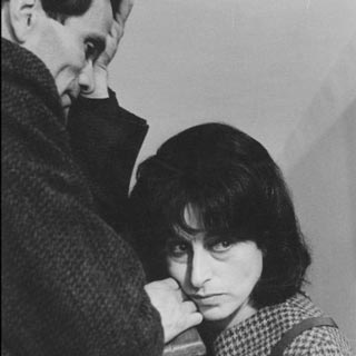 Anna Magnani e Pier Paolo Pasolini - Archivio Anna Magnani