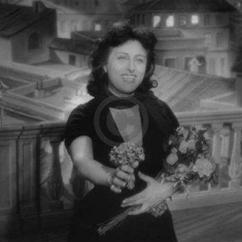 Fioraia del Pincio Anna Magnani