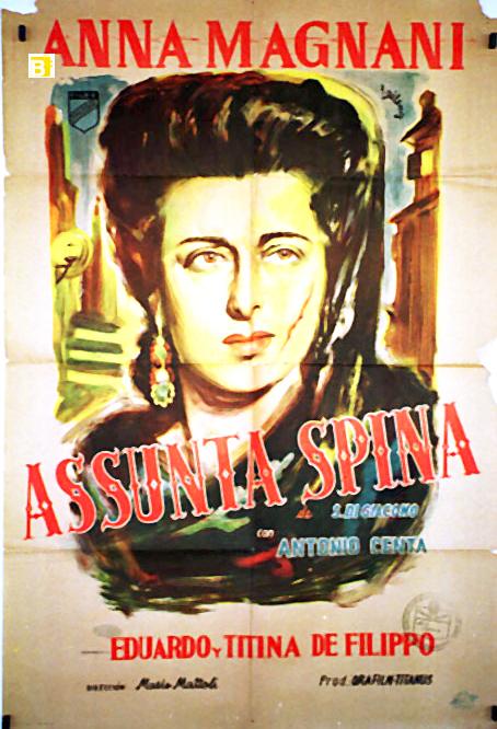 Assunta Spina eduardo de filippo - Anna Magnani