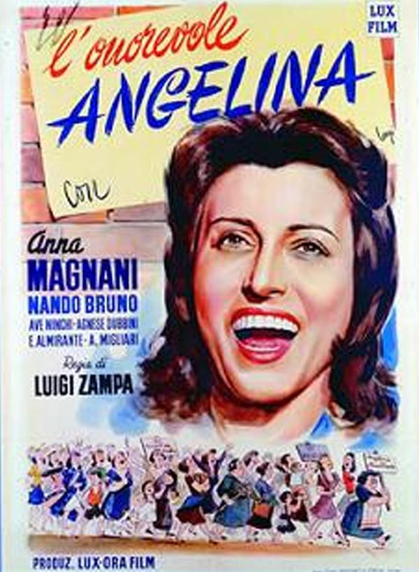 L'Onorevole Angelina - Anna Magnani