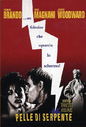 Pelle di Serpente - Anna Magnani Marlon Brando
