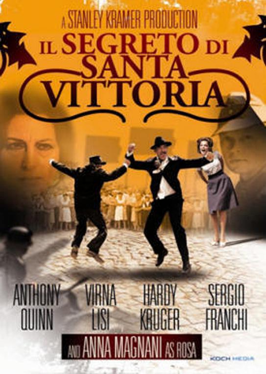 Il Segreto di Santa Vittoria - Anna Magnani Anthony Quinn