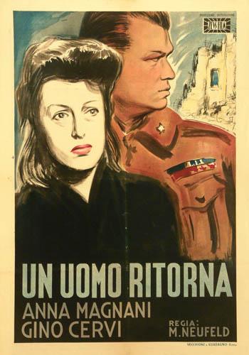 Un uomo ritorna - Anna Magnani Gino Cervi