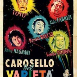 Carosello di varietà - Anna Magnani Renato Rascel