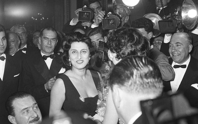 Una vita per il cinema - Anna Magnani Gran Galà del Cinema 1956