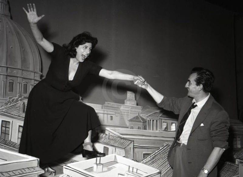 Siamo Donne - Anna Magnani Luchino Visconti