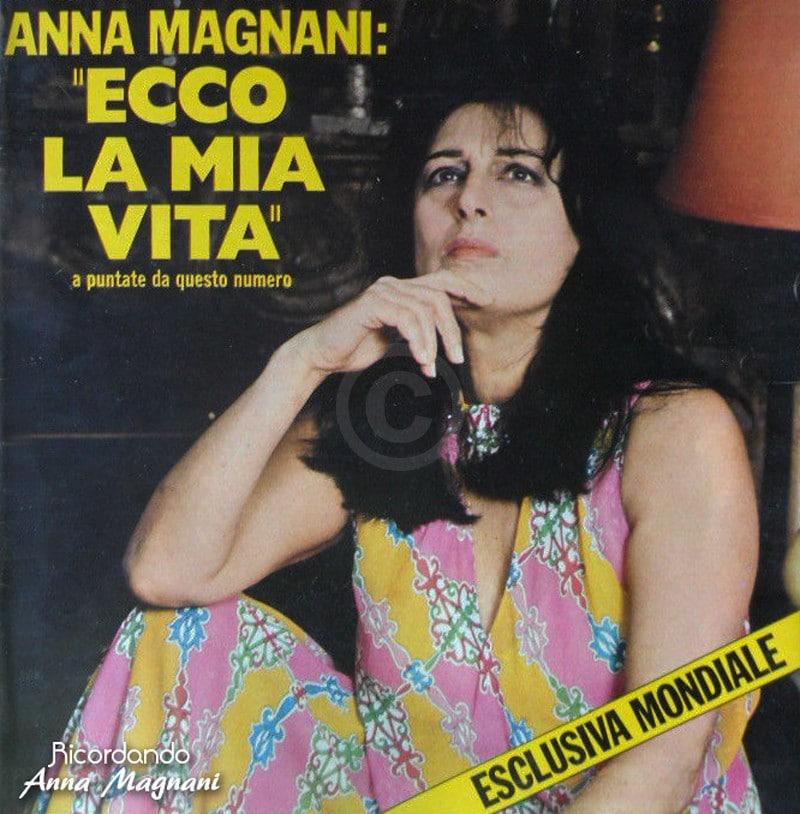 Anna Magnani racconta Anna Magnani