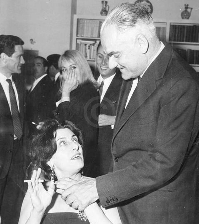 Alberto Moravia Roma Mamma Anna Magnani