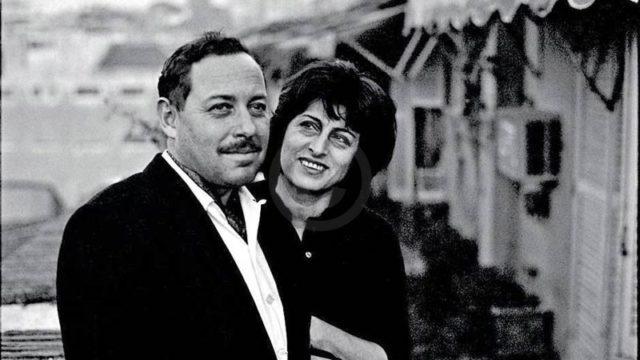 Tennessee Williams Anna Magnani - Archivio Anna Magnani