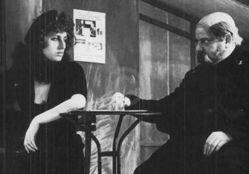 Teatro - Anna Christie di Bragaglia - Anna Magnani
