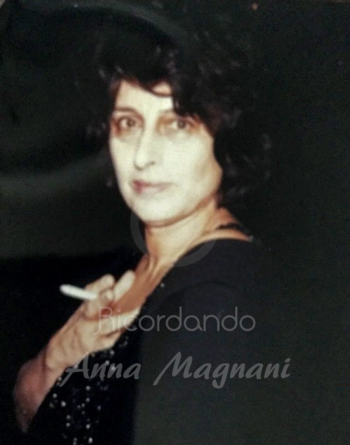 Avevo un tale bisogno di essere amata - Anna Magnani