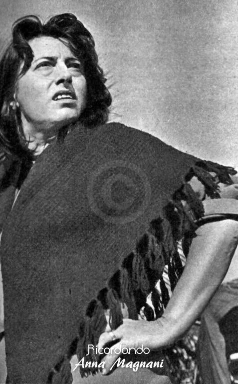 Anna Magnani La Tigre del Tevere