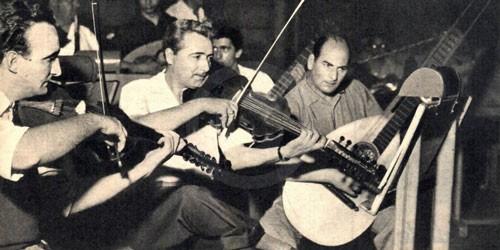 Marinuzzi - Musiche La carrozza d'oro