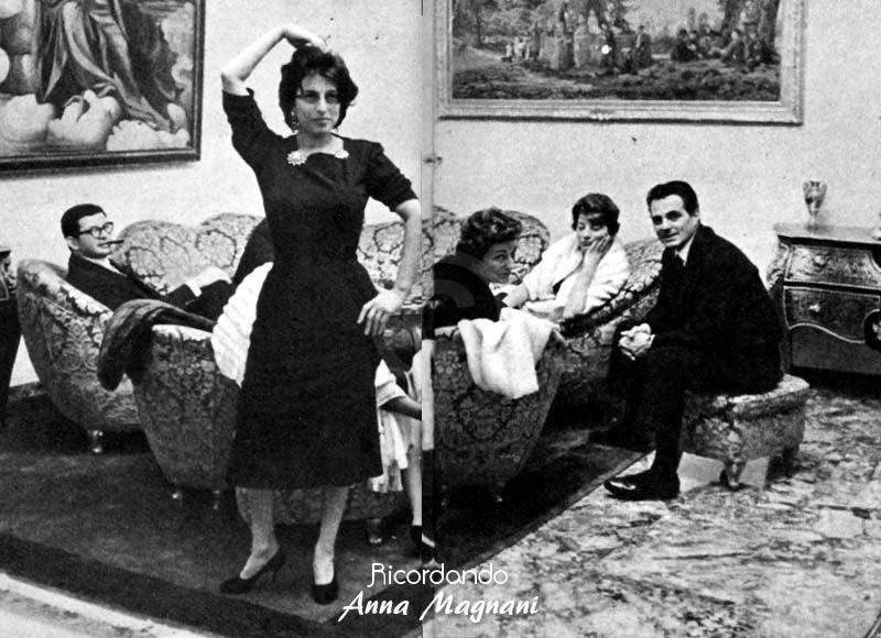 Anna Magnani e sceneggiatori - Ben Gazzara