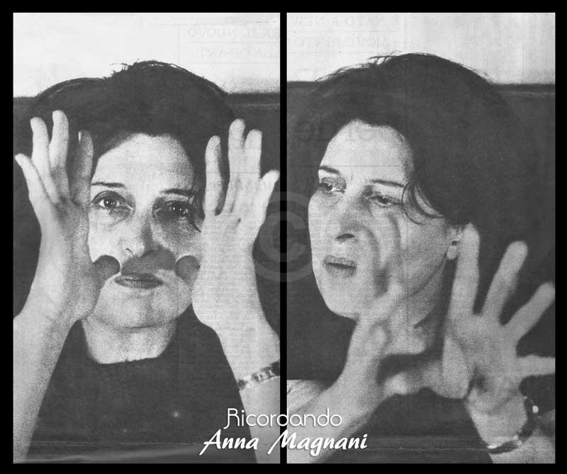Anna Magnani l'uomo di casa
