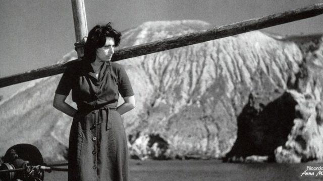 Vulcano duello di produzione - Anna Magnani