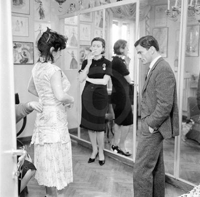 Anna Magnani e Pasolini