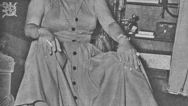 Anna Magnani, Michele Galdieri