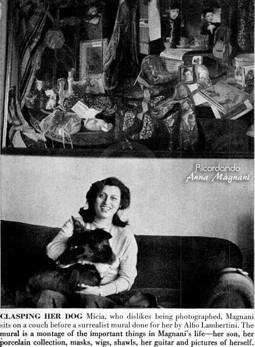 Anna Magnani LIFE