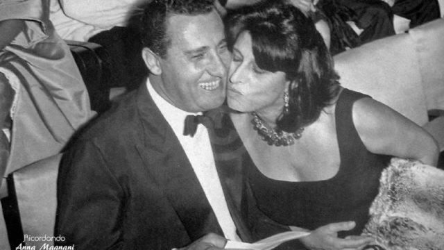 Alberto Sordi Anna Magnani - di Pasolini