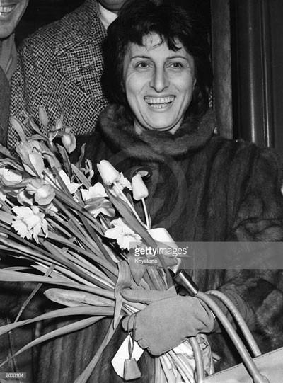 Anna Magnani Londra 1949