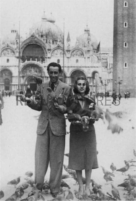 ANNA MAGNANI e Alessandrini, Venezia 1933