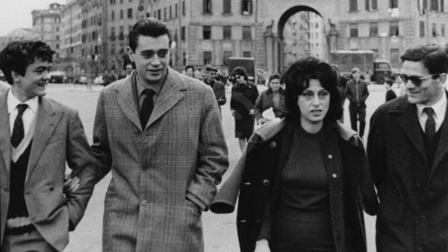 Diario di lavorazione film Mamma Roma Carlo di Carlo