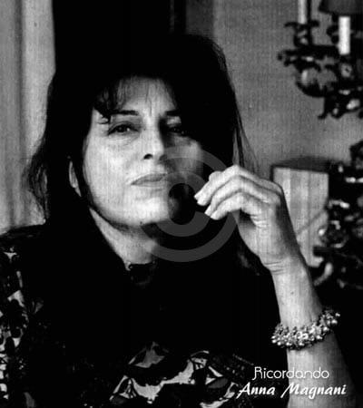 Anna Magnani Nannarella