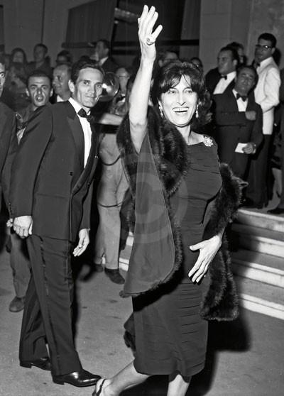 presentazione Mamma Roma Venezia 1962