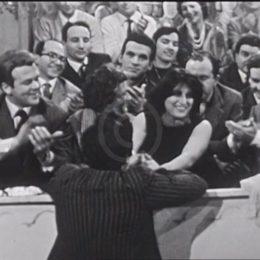 Anna Magnani ospite Vittorio Gassman