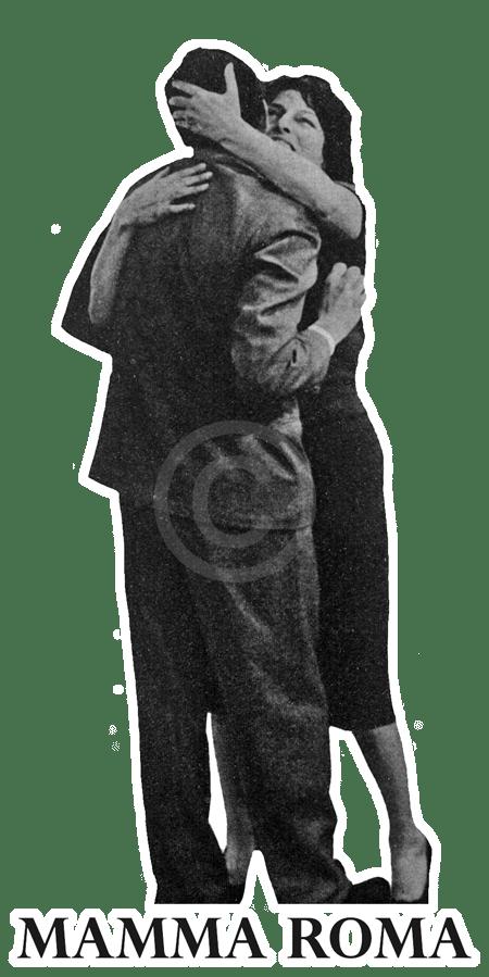 Ettore e Mamma Roma scena tango