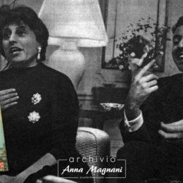 Anna Magnani America, Farley Granger