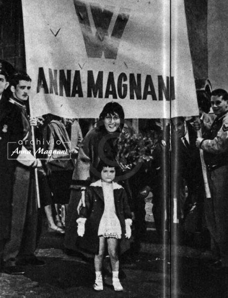 America, Anna Magnani sbarco