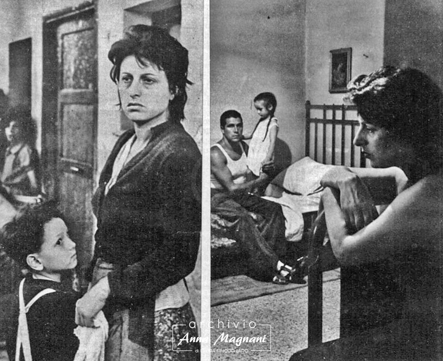 Anna Magnani Onorevole Angelina Bellissima