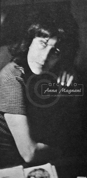 Anna Magnani intervista TV