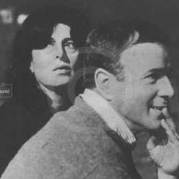 Anna Magnani e Franco Zeffirelli